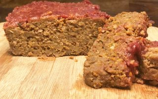 Vegan Meatless Loaf