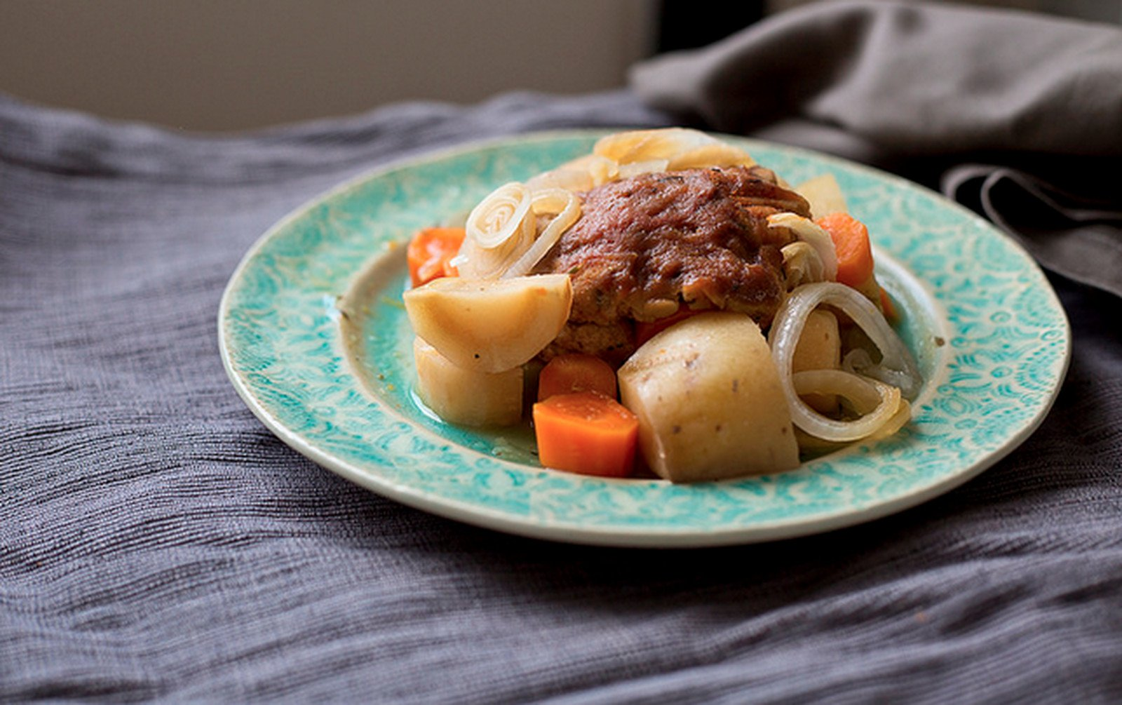 Vegan Pot Roast from One Green Planet