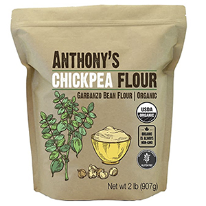 Anthony's Brand Chickpea Flour